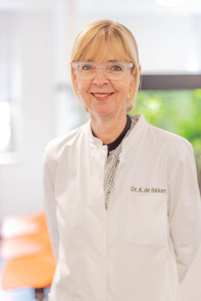 Dr. med. Kerstin de Bakker