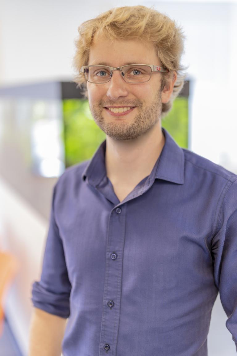 Sven Stein M.A.
